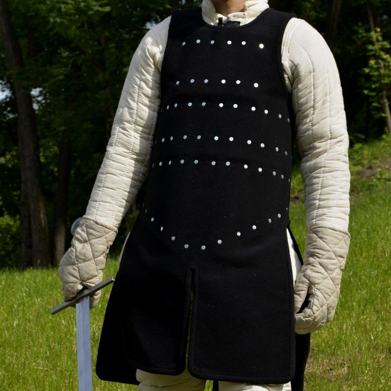 "HOW TO MAKE A ""VISBY"" BRIGANDINE"