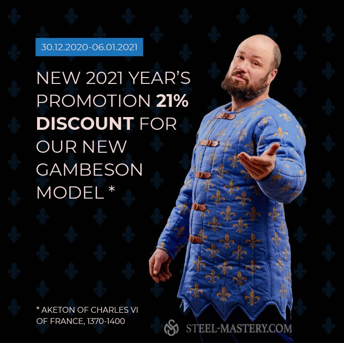 New 2021 Year's Promotion