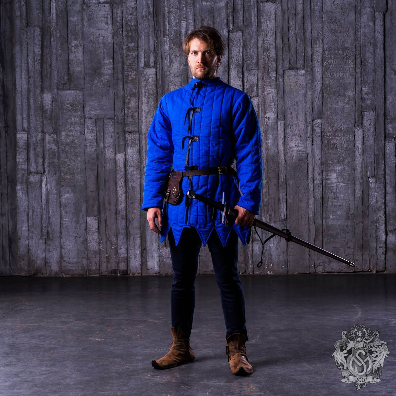 gambeson by Steel Mastery