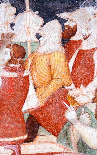 Fresco_o_ the_early_XV_century_Basilica_di_Santo_Stefano_Maggiore_Milan_Italy