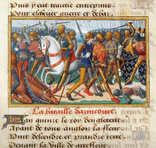 painting_of_the_italian_armour_Battle_of_Agincourt