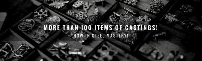 Castings in Steel Mastery!