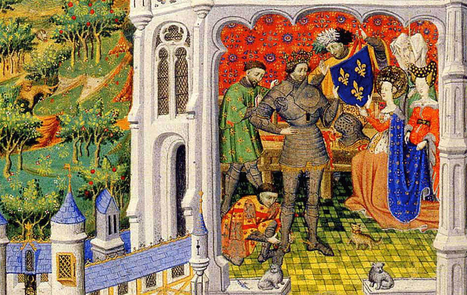 Fragment_from_the_Bedford Hours