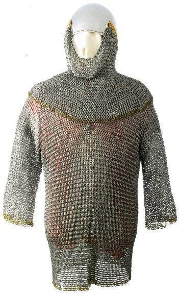 Mail_shirt_of_Rudolf_IV_Duke_of_Austria