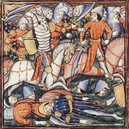 Miniature_from_Livy_History_of Rome_Battle_of_Cannae_XIV_century_National_Library_of_the_Netherlands