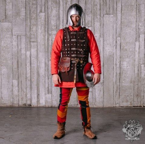 Steel_Mastery_reconstruction_of_medieval_brigandine