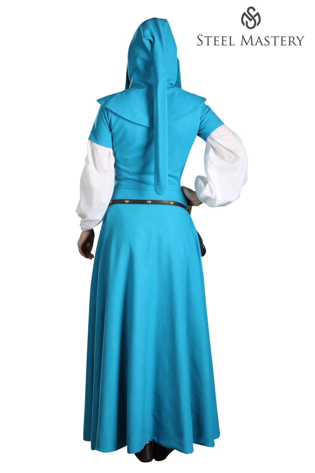 Kirtle, European dress of XV century