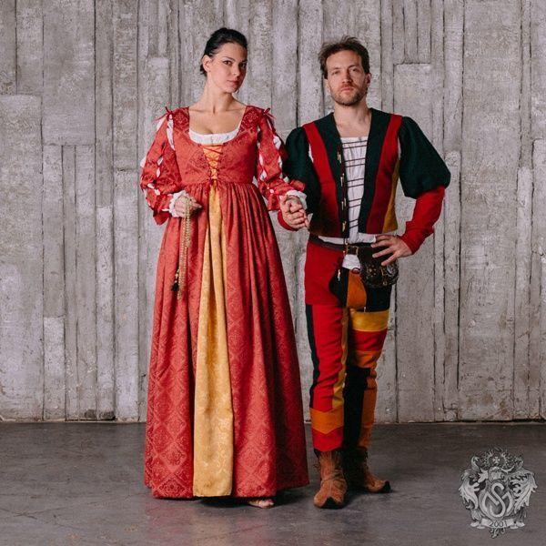sc 1 st  Steel Mastery & Italian Renaissance dress XV century