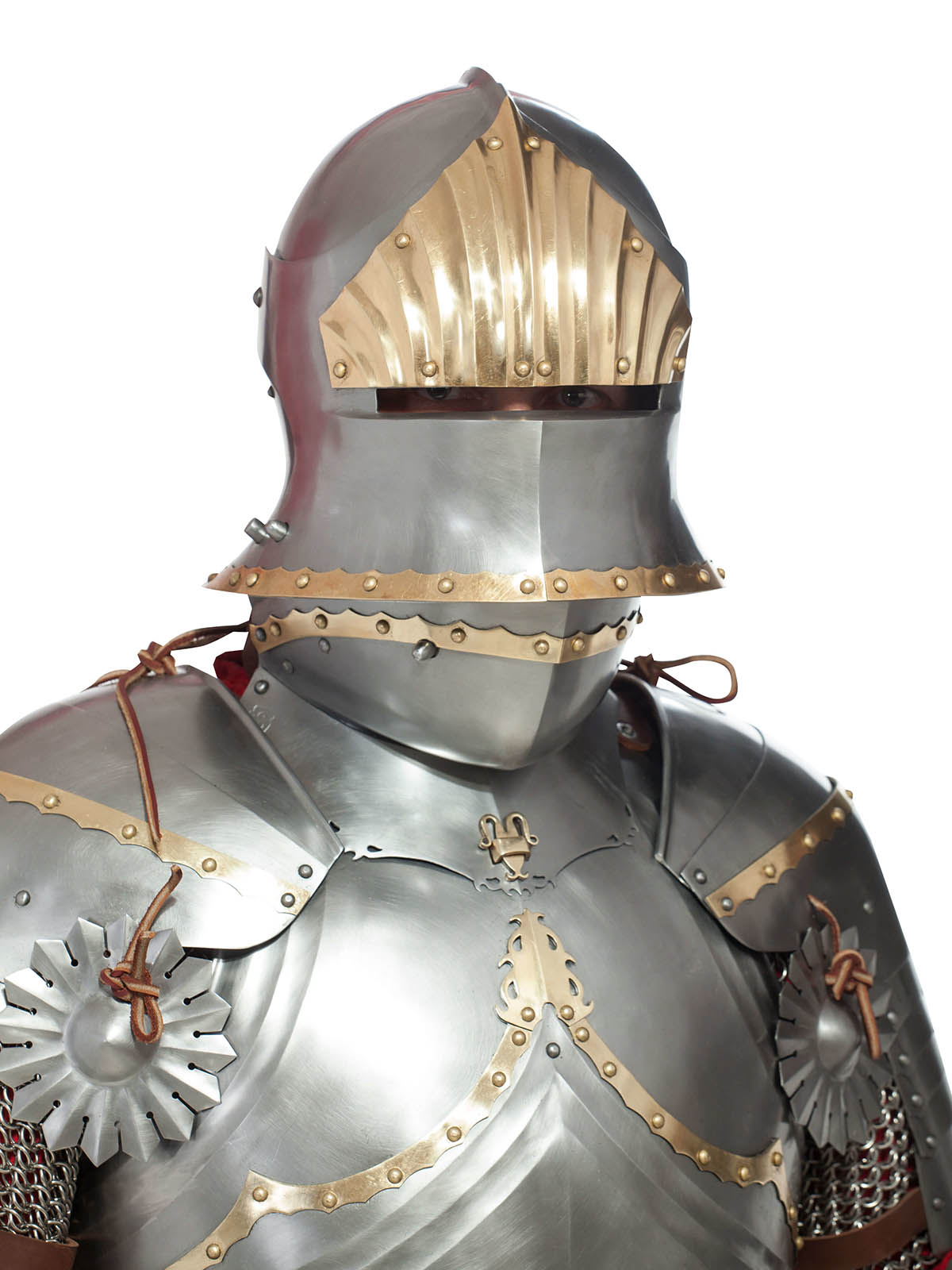 German gothic full plate armor