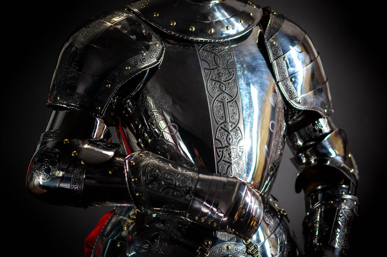 Knight Armor mid-16th century