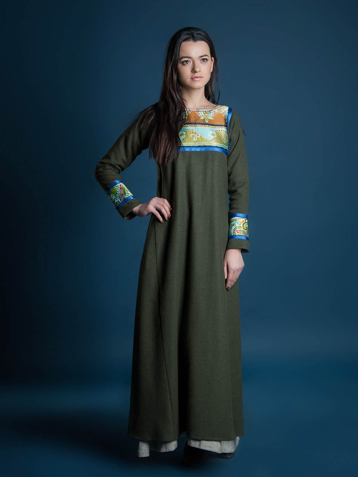 Women s viking outfit